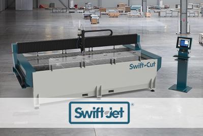 Swift-Cut - stoły waterjet