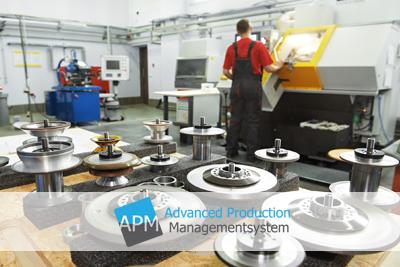 System do zarządzania narzędziami APM+.