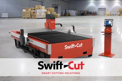 Swift-Cut - stoły plazmowe