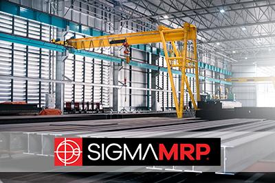 SigmaMRP - program MRP dla branży metalowej