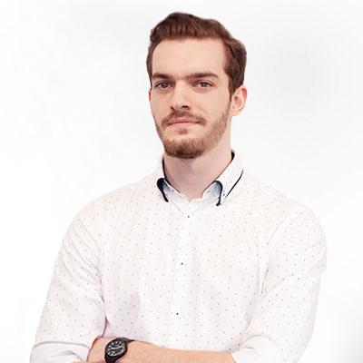 Marcin Seferyn - Młodszy Konsultant techniczny Plan-de-CAMpagne