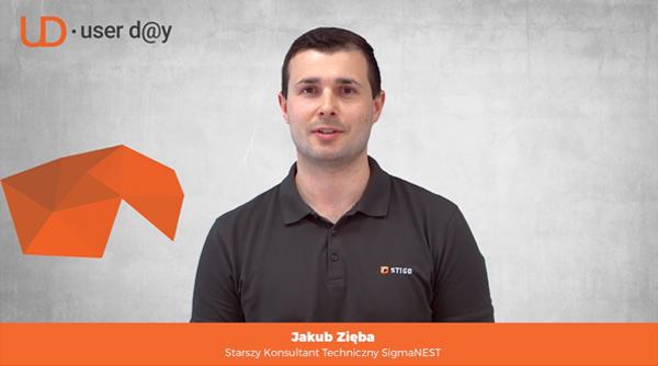 Jakub Zięba zaprasza na 10 edycję STIGO USER DAY 2021 na 17 czerwca